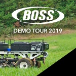 BOSS Demo Tour 2019