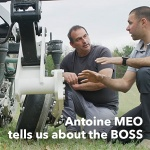 Antoine Meo tells us about the BOSS
